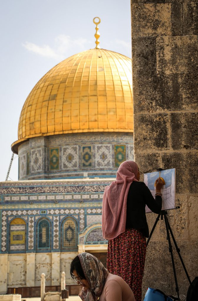 The many-layered history of Jerusalem